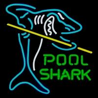 Pool Shark Neon Sign – Guaranteed bright and brilliant neon business signs! Our neon business signs feature quality ½ diameter neon glass tubing and whisper quiet UL listed neon business sign transformer. Full 1-5 year no hassle warranty.