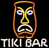 Tiki Bar Idol Neon � Guaranteed bright and brilliant neon color! Quality ½ diameter neon light sculpture at a wholesale price. Full 1-year no hassle warranty.