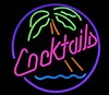 NEON Cocktails � Guaranteed bright and brilliant neon bar signs! Our neon bar signs feature quality ½ diameter neon glass tubing and whisper quiet UL listed neon bar sign transformer. Full 1-5 year no hassle warranty.