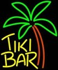 Tiki Bar Palm Neon � Guaranteed bright and brilliant neon color! Quality ½ diameter neon light sculpture at a wholesale price. Full 1-year no hassle warranty.