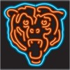 Chicago Bears – Guaranteed bright and brilliant NFL neon signs! Our NFL neon signs feature quality ½ diameter neon glass tubing and whisper quiet UL listed neon sign transformer. Full 1-5 year no hassle warranty.