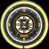 "Boston Bruins 14"" – Guaranteed bright and brilliant neon color! Quality neon clocks and neon wall clocks for less. Full 1-5 year no hassle warranty."
