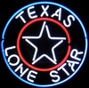 Texas Lone Star Sign