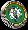 "Boston Celtics 15"" – Guaranteed bright and brilliant neon color! Quality neon clocks and neon wall clocks for less. Full 1-5 year no hassle warranty."