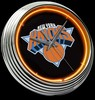 "New York Knicks 15"" – Guaranteed bright and brilliant neon color! Quality neon clocks and neon wall clocks for less. Full 1-5 year no hassle warranty."
