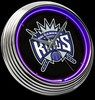 "Sacramento Kings 15"" – Guaranteed bright and brilliant neon color! Quality neon clocks and neon wall clocks for less. Full 1-5 year no hassle warranty."