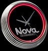 "Chevy Nova 15"" – Guaranteed bright and brilliant neon color! Quality Americana neon wall clocks for less. Full 1-5 year no hassle warranty."