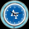 "Air Force DBL 14"" – Guaranteed bright and brilliant neon color! Quality neon clocks and neon wall clocks for less. Full 1-5 year no hassle warranty."