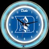 "Duke DBL 14"" – Guaranteed bright and brilliant neon color! Quality neon clocks and neon wall clocks for less. Full 1-5 year no hassle warranty."