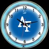 "Air Force DBL 18"" – Guaranteed bright and brilliant neon color! Quality neon clocks and neon wall clocks for less. Full 1-5 year no hassle warranty."