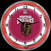 "Montana DBL 18"" – Guaranteed bright and brilliant neon color! Quality neon clocks and neon wall clocks for less. Full 1-5 year no hassle warranty."
