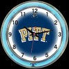 "Pittsburgh DBL 18"" – Guaranteed bright and brilliant neon color! Quality neon clocks and neon wall clocks for less. Full 1-5 year no hassle warranty."