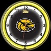 "Southern Miss DBL 18"" – Guaranteed bright and brilliant neon color! Quality neon clocks and neon wall clocks for less. Full 1-5 year no hassle warranty."