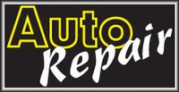 LIGHTBOX Auto Repair Sign