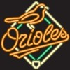 Baltimore Orioles – Guaranteed bright and brilliant MLB neon signs! Our MLB neon signs feature quality ½ diameter neon glass tubing and whisper quiet UL listed neon sign transformer. Full 1-5 year no hassle warranty.