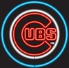 Chicago Cubs – Guaranteed bright and brilliant MLB neon signs! Our MLB neon signs feature quality ½ diameter neon glass tubing and whisper quiet UL listed neon sign transformer. Full 1-5 year no hassle warranty.