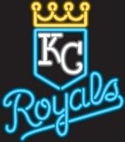 Kansas City Royals Neon Sign