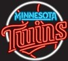 Minnesota Twins – Guaranteed bright and brilliant MLB neon signs! Our MLB neon signs feature quality ½ diameter neon glass tubing and whisper quiet UL listed neon sign transformer. Full 1-5 year no hassle warranty.