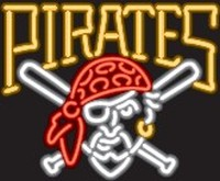 Pittsburgh Pirates Neon Sign