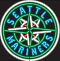 Seattle Mariners Neon Sign – Guaranteed bright and brilliant MLB neon signs! Our MLB neon signs feature quality ½ diameter neon glass tubing and whisper quiet UL listed neon sign transformer. Full 1-5 year no hassle warranty.