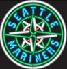 Seattle Mariners – Guaranteed bright and brilliant MLB neon signs! Our MLB neon signs feature quality ½ diameter neon glass tubing and whisper quiet UL listed neon sign transformer. Full 1-5 year no hassle warranty.