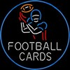 NEON Football Cards