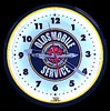 "Oldsmobile 20"" – Guaranteed bright and brilliant neon color! Stunning neon wall clocks for less. Full 1-5 year no hassle warranty."
