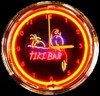 Bar Neon Clocks – Guaranteed bright and brilliant neon color! Quality neon clocks and neon wall clocks for less. Full 1-5 year no hassle warranty.