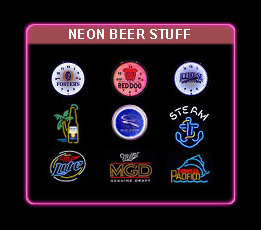 Neon Signs & Neon Lights � The best Neon prices, warranty and selection on the Internet. Guaranteed bright and brilliant neon color! Our neon signs feature quality ½ diameter neon glass tubing and whisper quiet UL listed neon sign transformer. Full 1-5 year no hassle warranty.